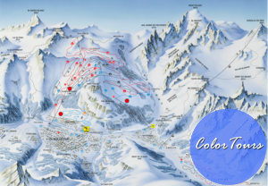 coumayeur-ski-map