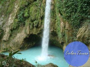 водопад бохол