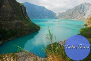 Crater_lake_Pinatubo Лусон