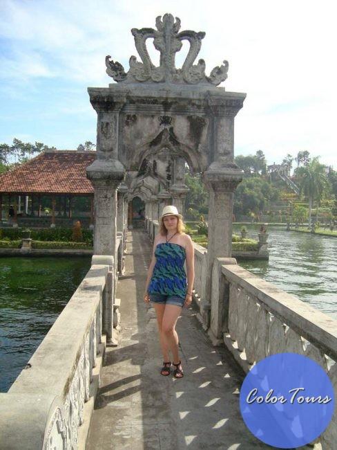 Waterpalace Taman Ujung