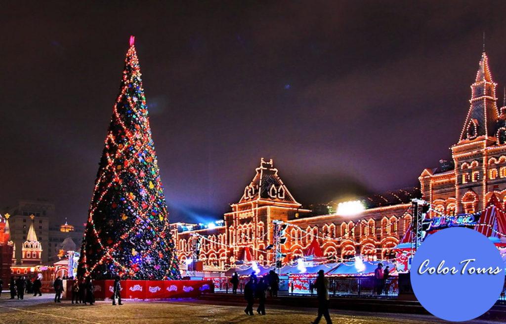 Лучшие новогодние каникулы в России