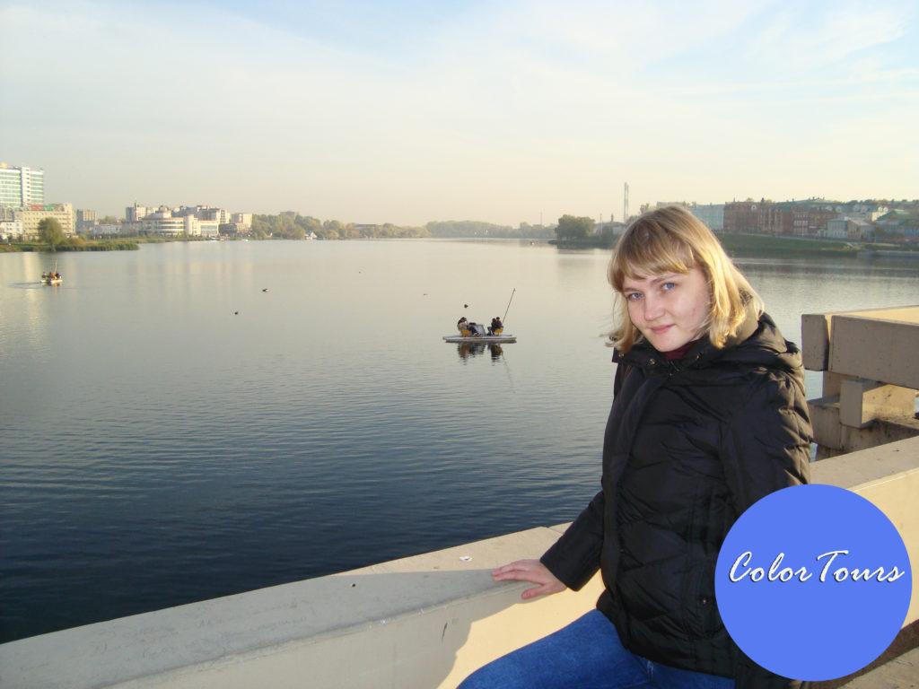 Озеро Нижний Кабан