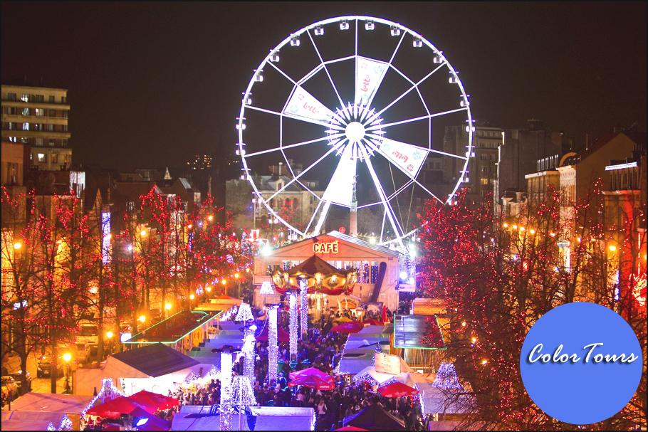 Рождество в Брюсселе