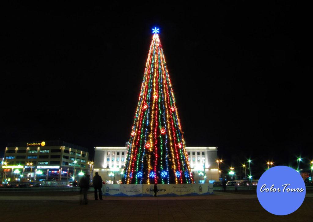 Что делать в Калининграде на новогодние праздники