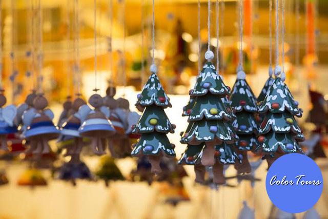 Новогодняя ярмарка в Калининграде