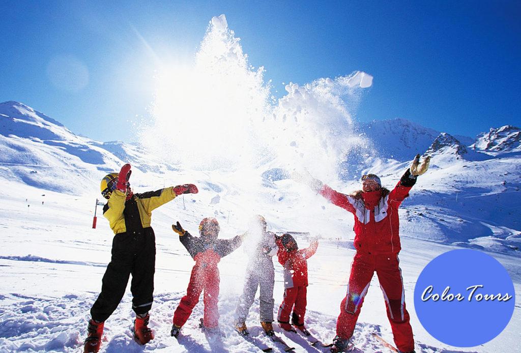 Список горнолыжных курортов России