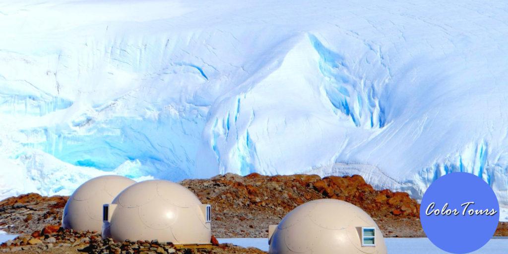 Топ необычных отелей мира - Антарктида
