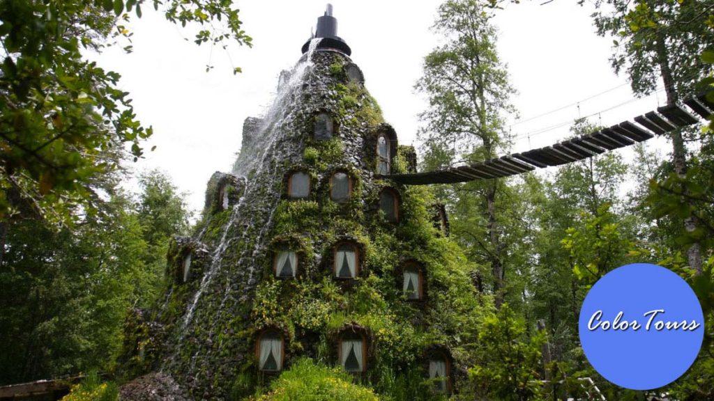 Топ необычных отелей мира