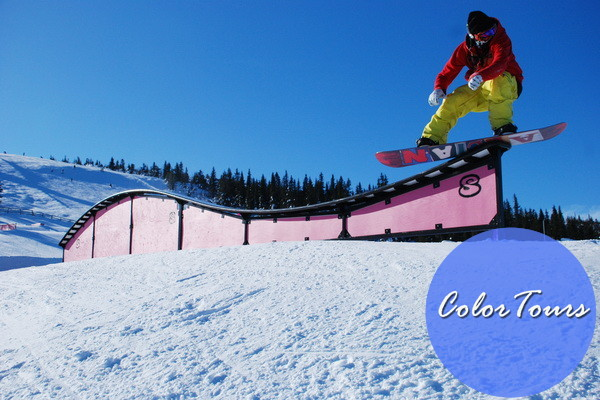 Самые популярные горнолыжные курорты Европы