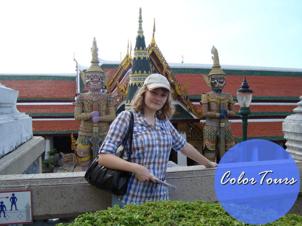 куда сходить в Бангкоке самостоятельно