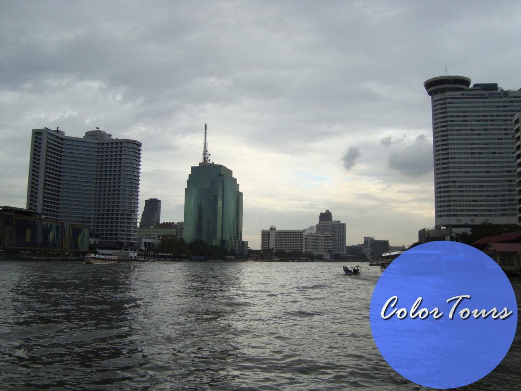 каналы Бангкока