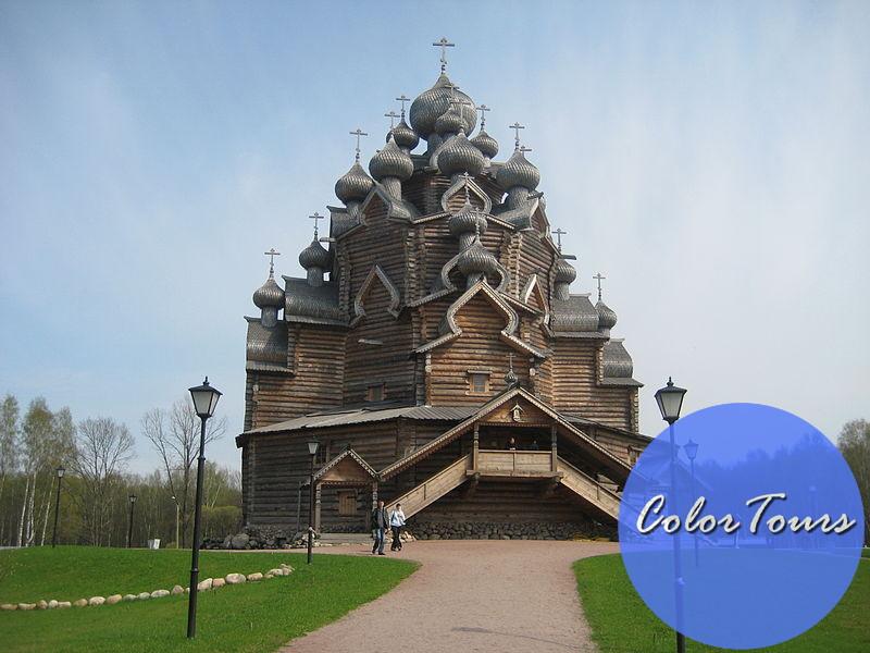 Петербургские «кижи»