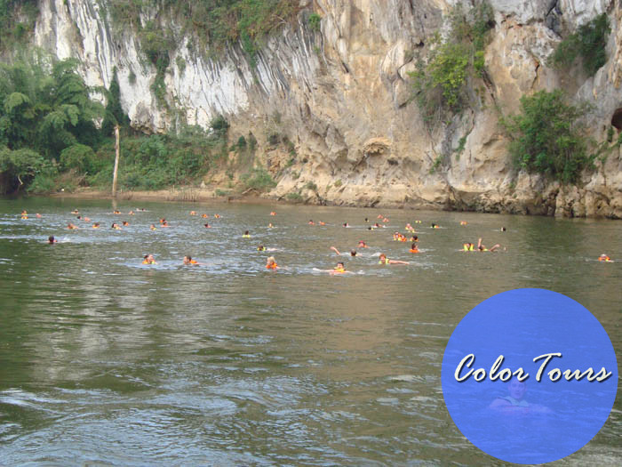 река Квай Таиланд