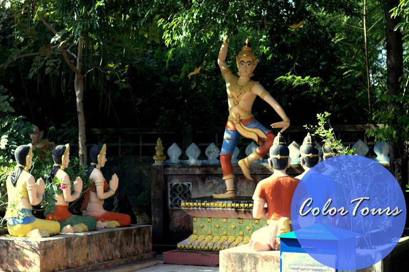 Храм Ада и Рая Паттайя