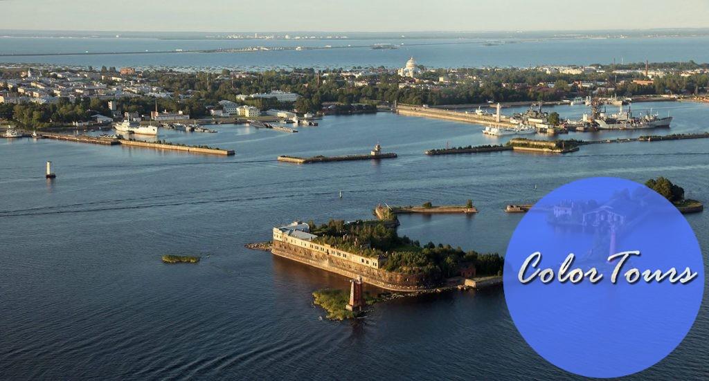 Поездка в Кронштадт из Санкт-Петербурга