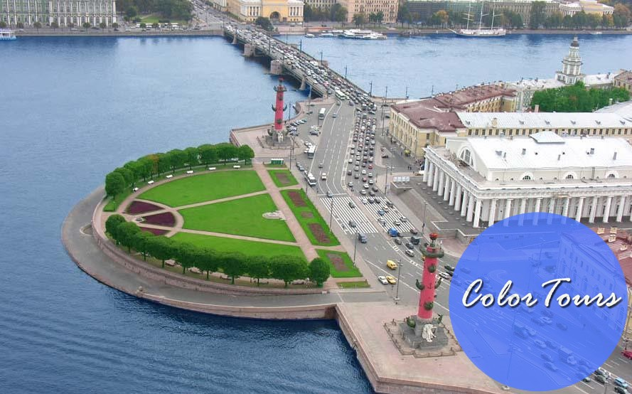 стрелка васильевского острова Петербург