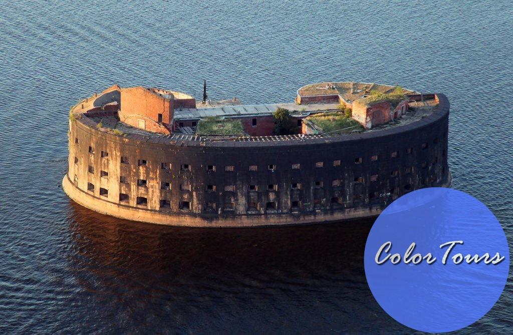 форт Александр 1 Кронштадт