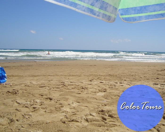 Пляжи Георгиуполиса Крит