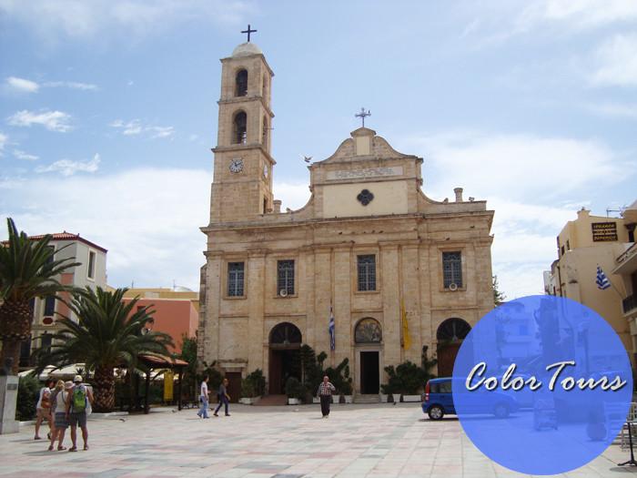 Кафедральный собор Крит