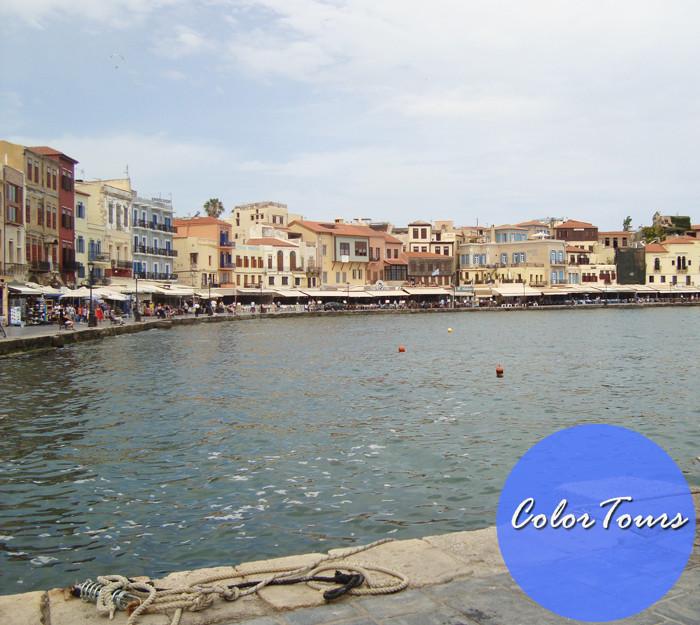 Старый порт Ханьи Крит