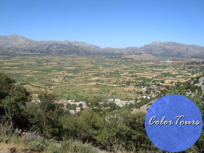 плато Лассити Крит