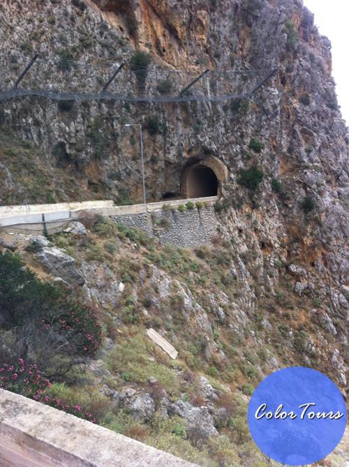 Тоннели Крит