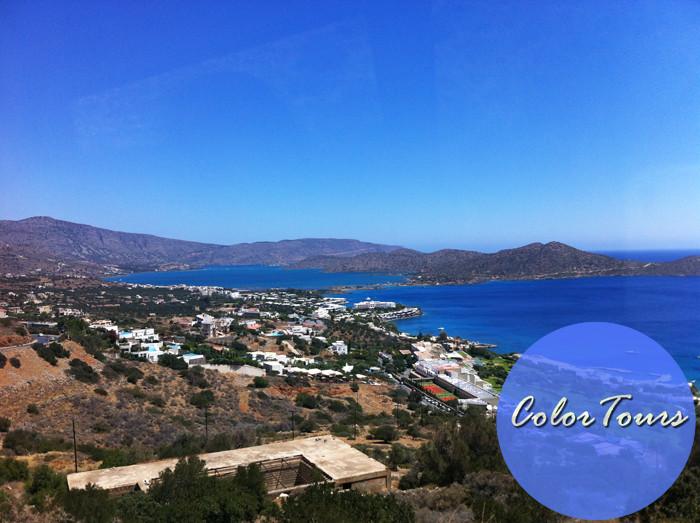 Залив Элунда на Крите