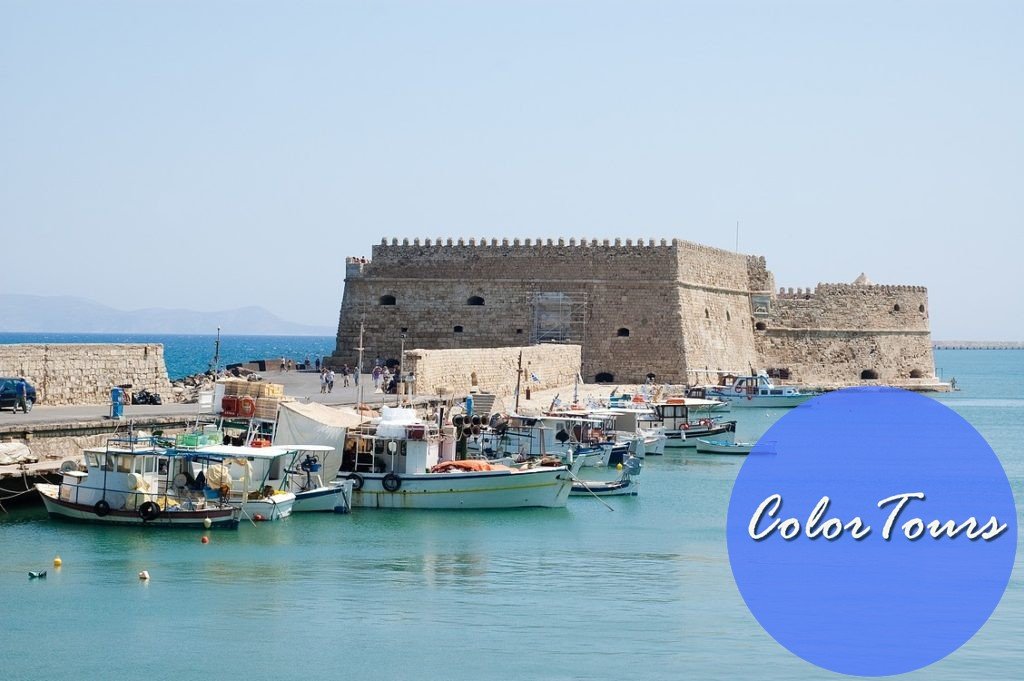 Крепость Кулес Крит