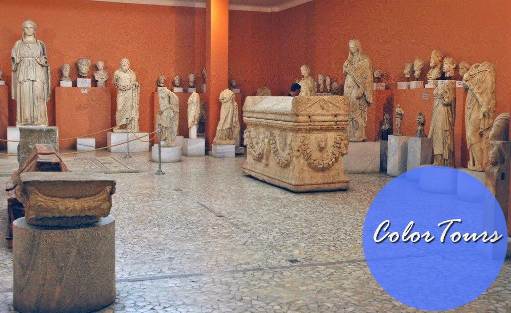 музей в Ираклионе Крит