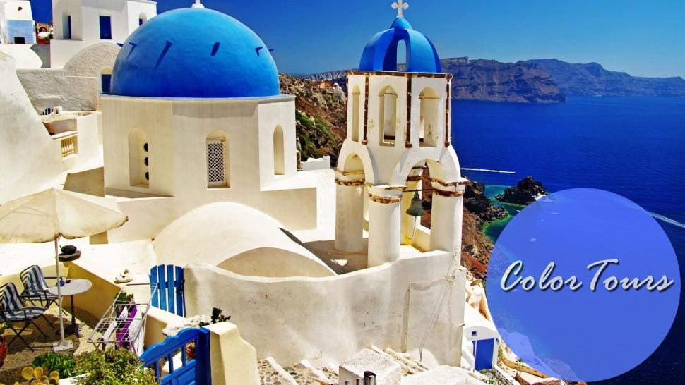 Санторини с Крита