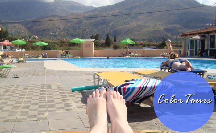 Fereniki Resort бассейн