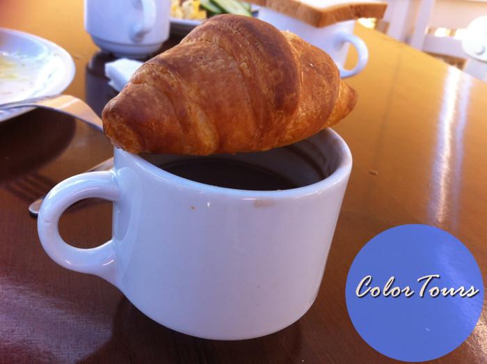 Fereniki Resort завтраки