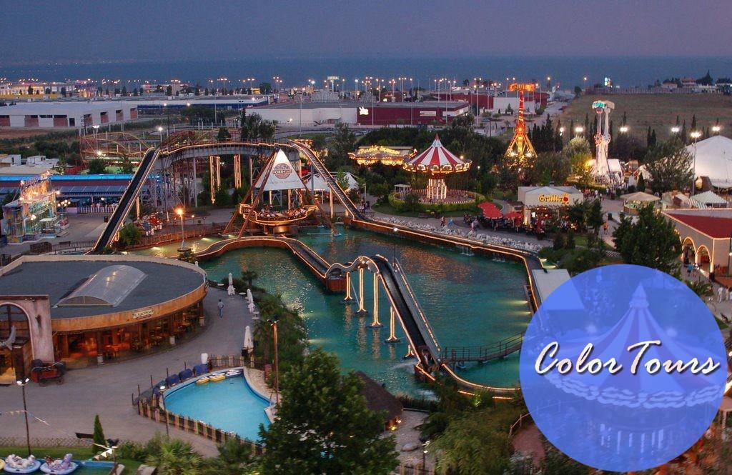 Magic Park в Греции