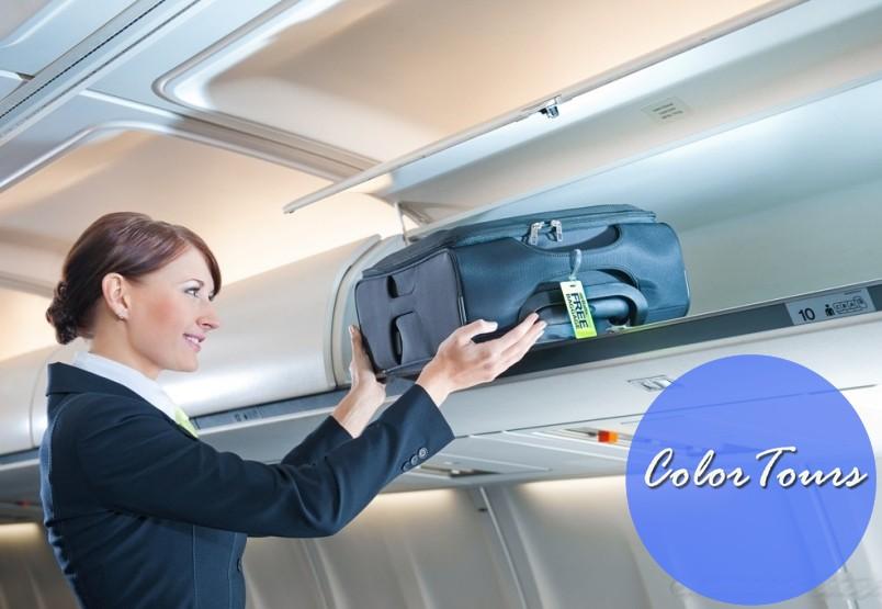Как правильно собрать ручную кладь в самолет