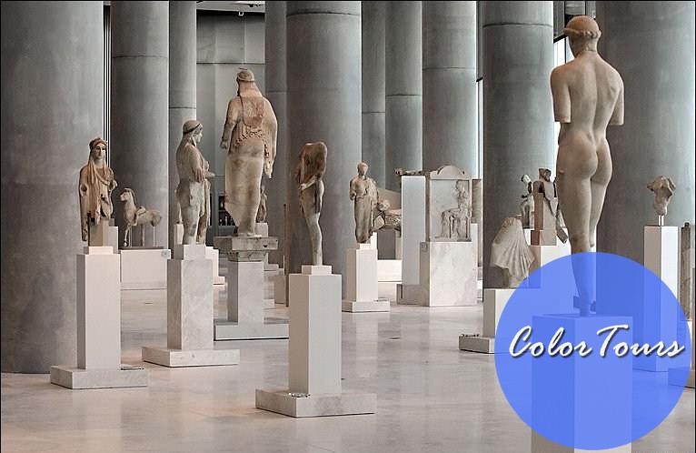 Лучшие музеи Греции