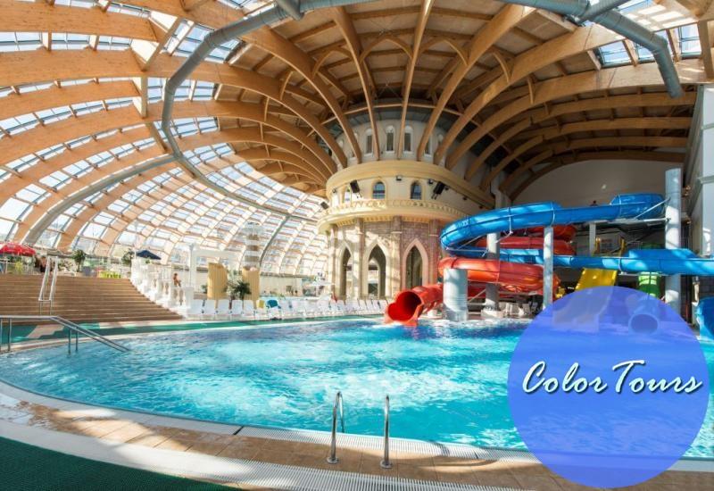 карибия - аквапарк в Москве