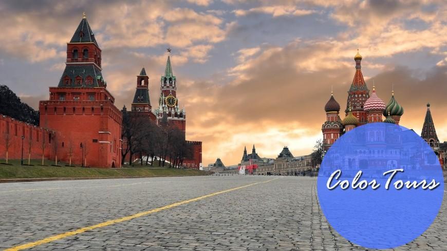 Маршрут по Москве