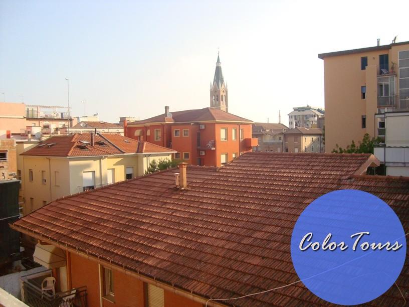 Крыши Римини