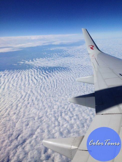 Отзыв о полёте авиакомпанией Россия