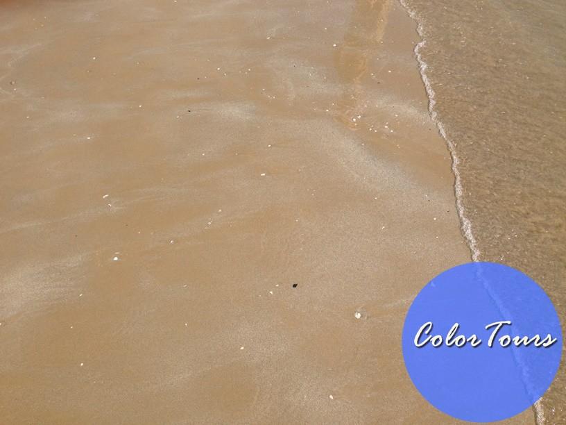 Песчаные пляжи в Римини