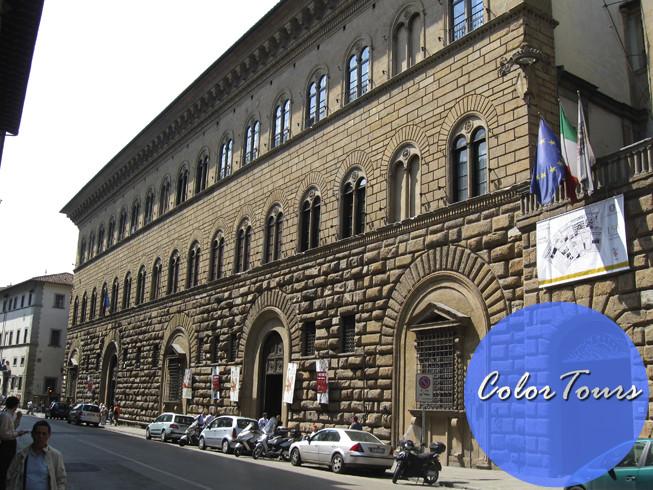 дворец Медичи во Флоренции