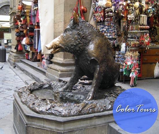 Новый рынок во Флоренции