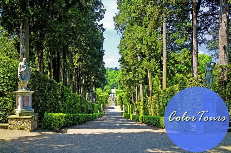 сады Боболи во Флоренции