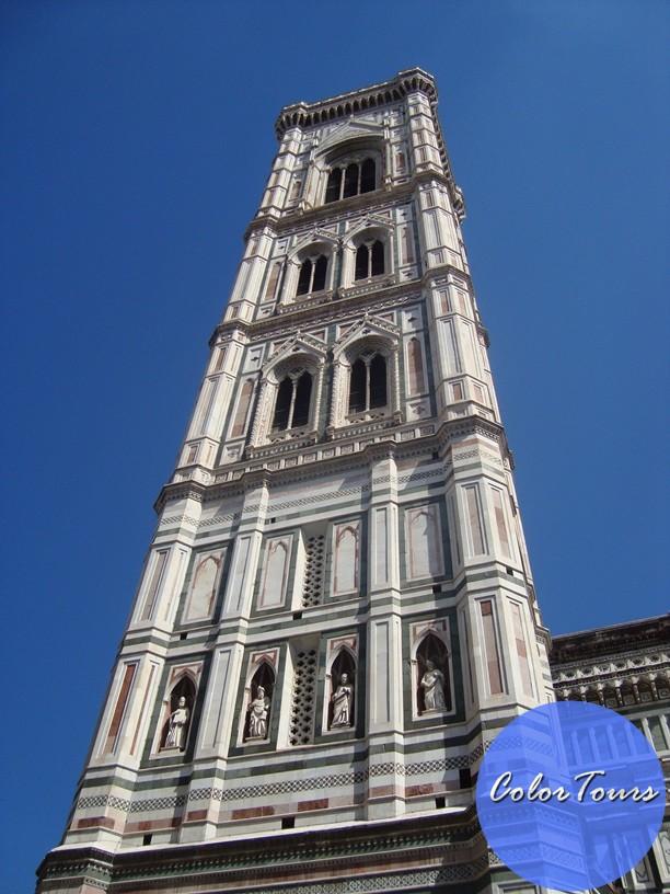 колокольня Джотте во Флоренции
