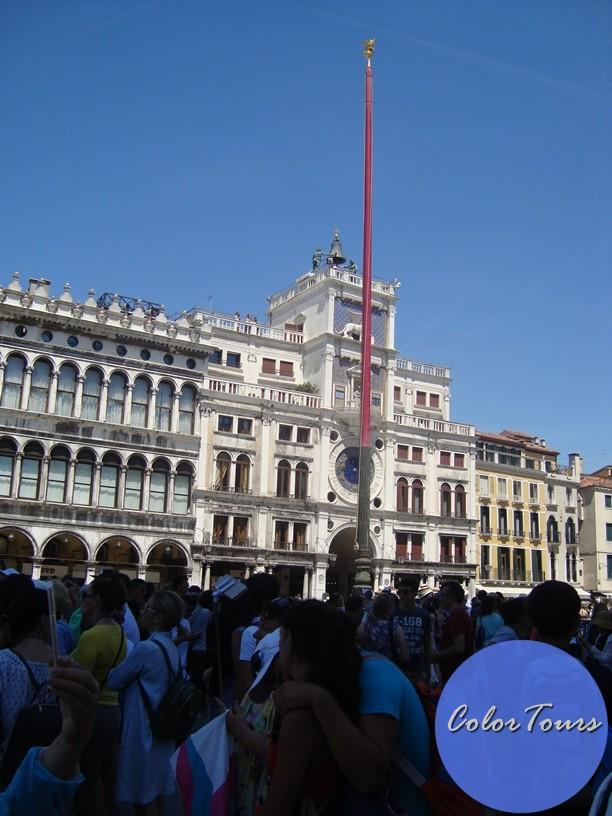 Часовая башня Компанила Венеция