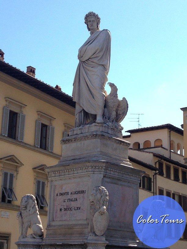 Данте во Флоренции