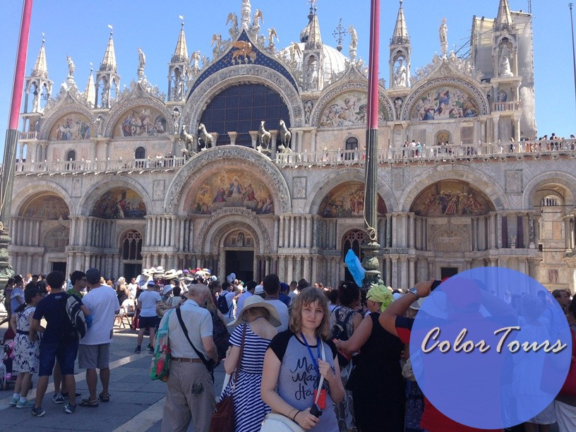 Маршрут по Венеции на один день