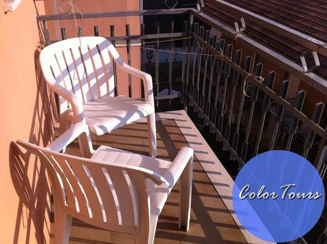Балкон в отеле Junior Римини