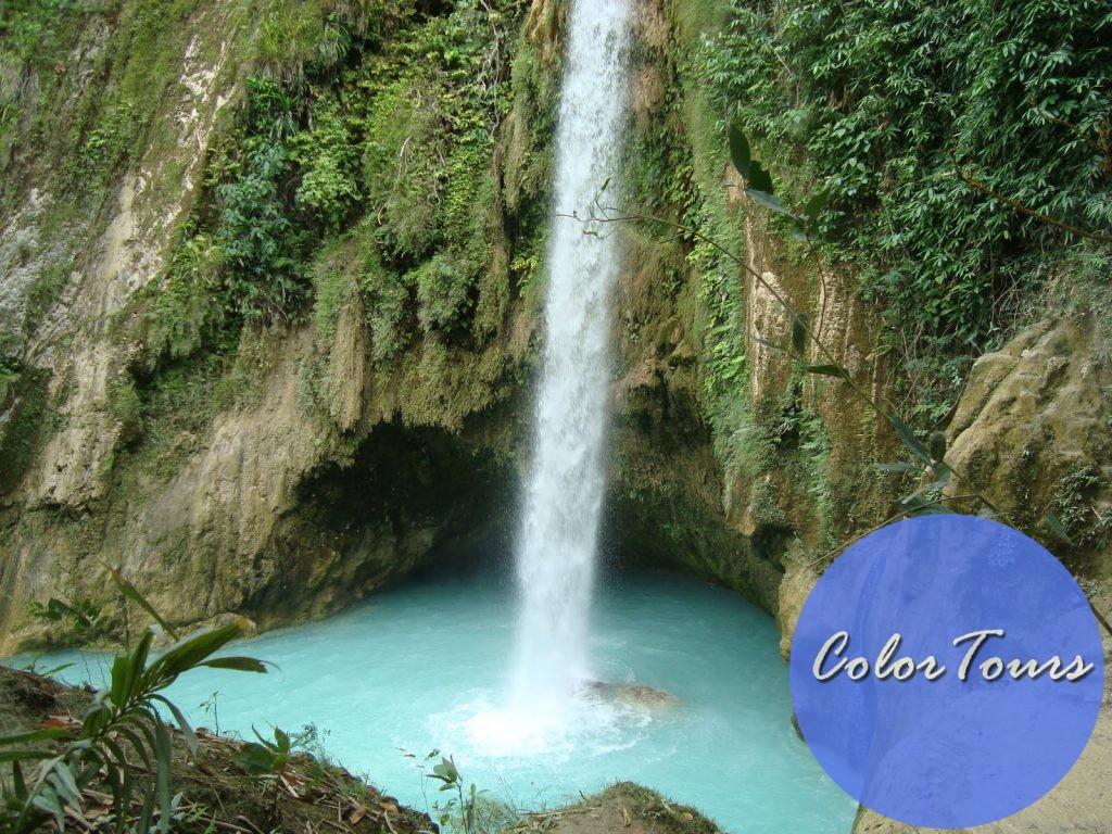 водопад бохол Филиппины