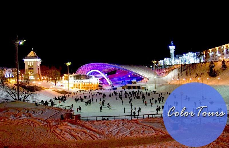 Встретить Новый год в Белоруссии